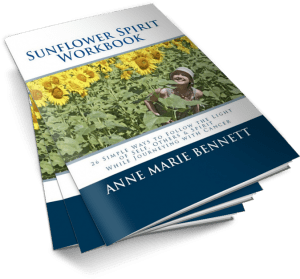 sunflower spirit COVER STACK