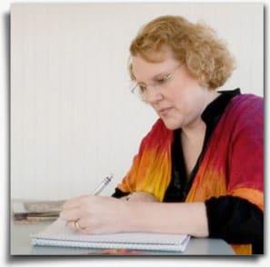 Anne Marie Writing